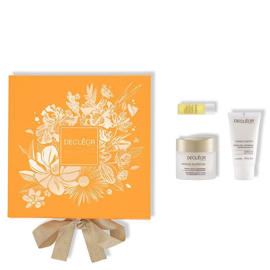 Decléor Skin Body Mind Moisture Kit Intense Nutrition Gavesett