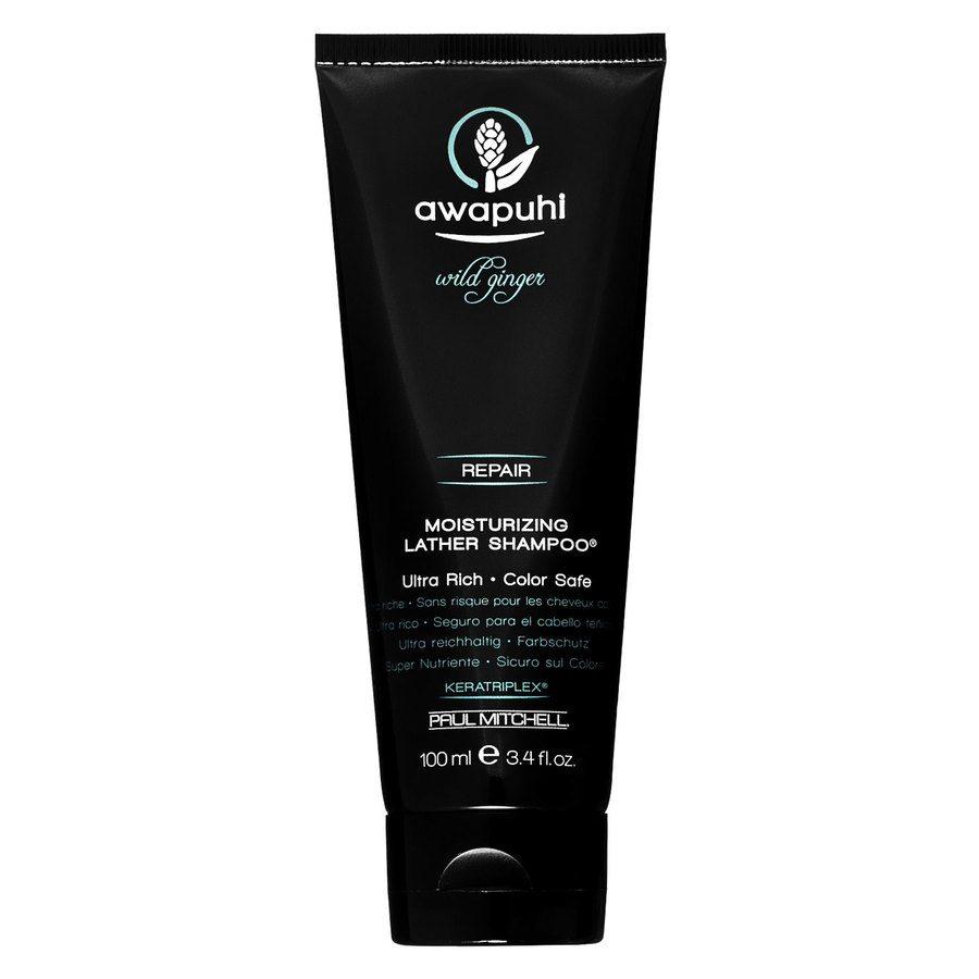 Paul Mitchell Awapuhi Wild Ginger -Moisturizing Lather Shampoo 100ml