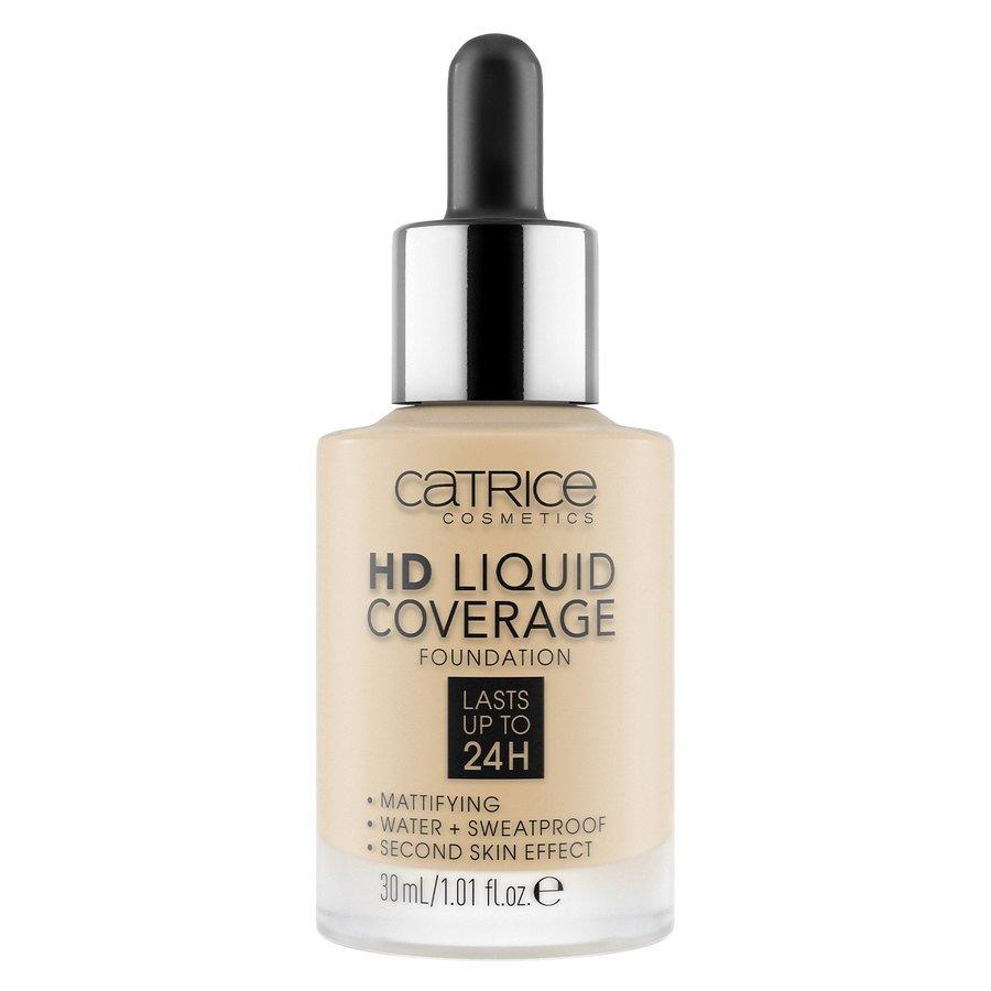 Catrice HD Liquid Coverage Foundation 008 Fair Beige 30ml