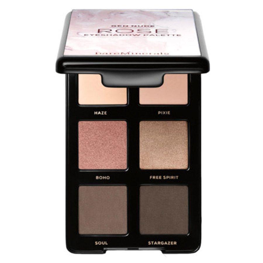 BareMinerals Gen Nude Eyeshadow Palettes Fair To Light 1,19g