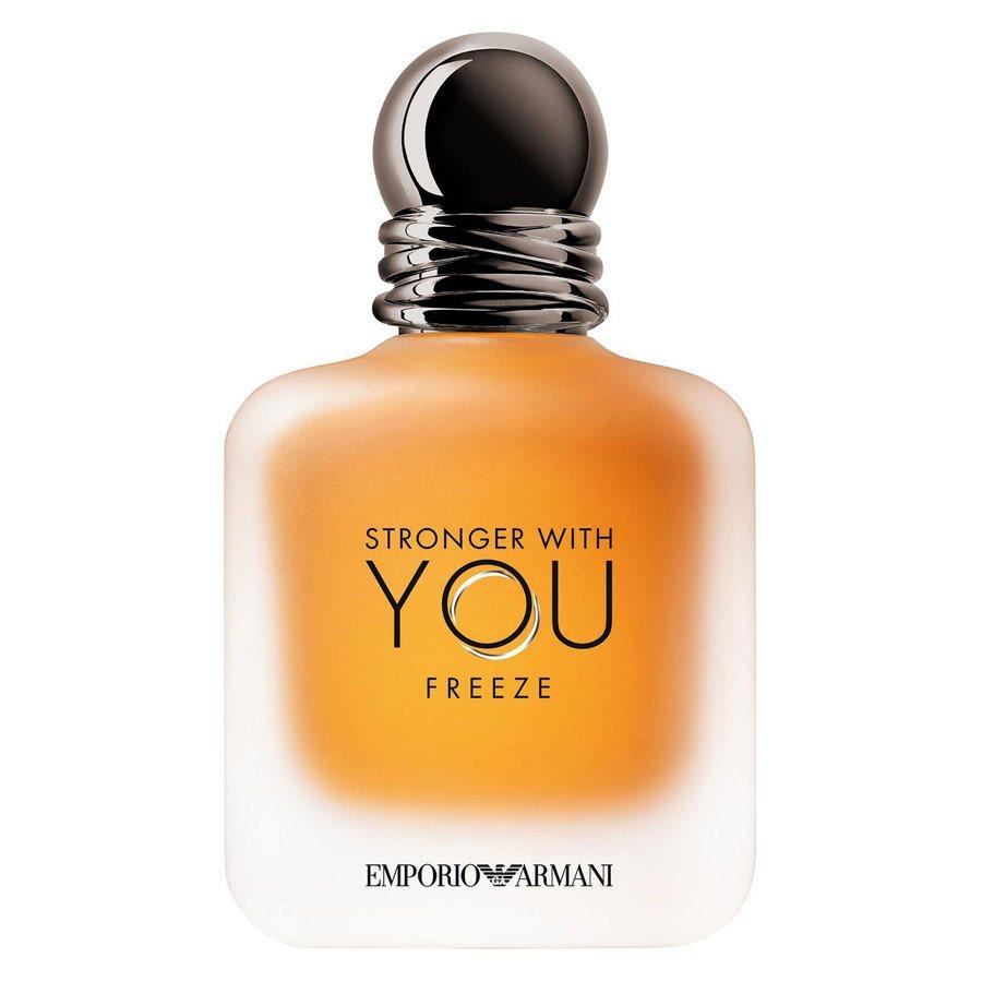 Giorgio Armani Emporio Armani Stronger With You Freeze Eau De Toilette 50ml