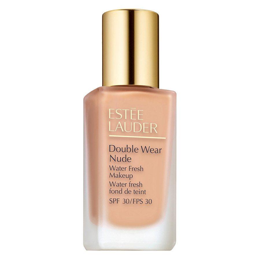 Estée Lauder Double Wear Nude Water Fresh Makeup #Cool Bone 1C1 30ml