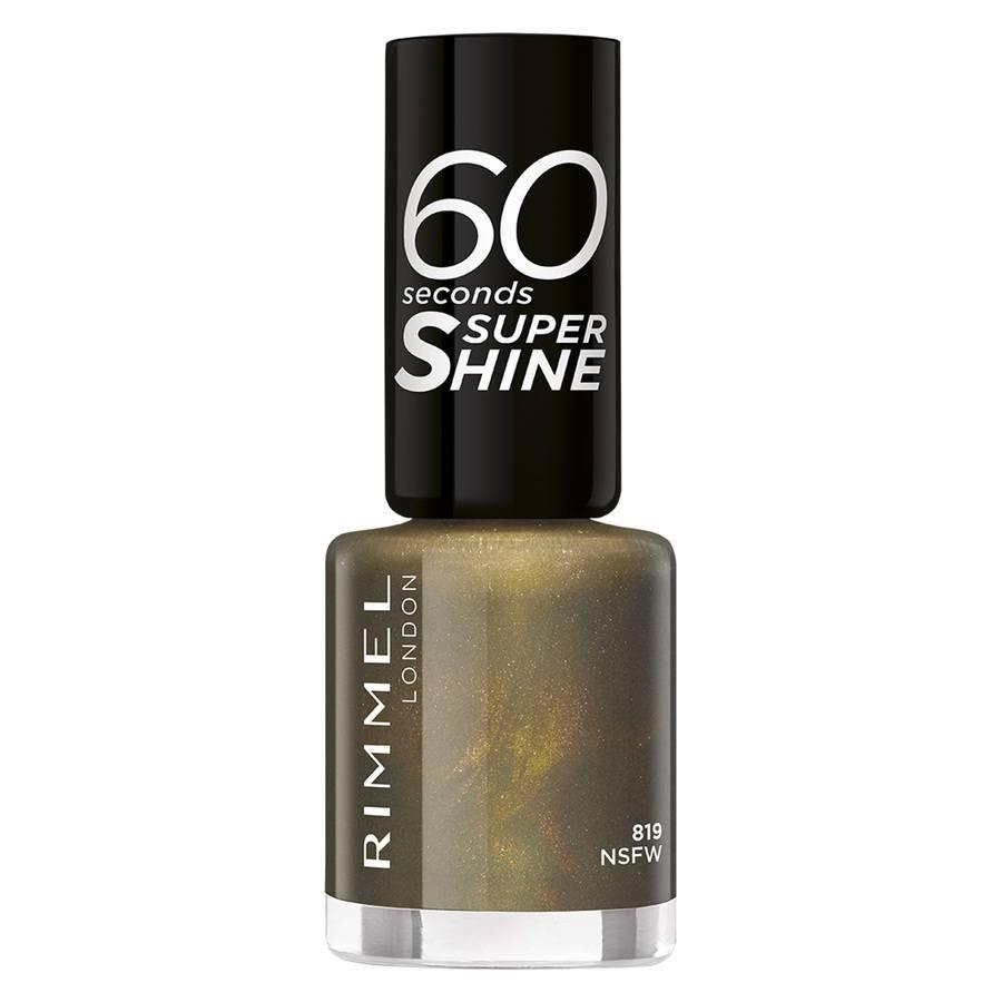 Rimmel London 60 Seconds Super Shine 819 NSFW 8ml