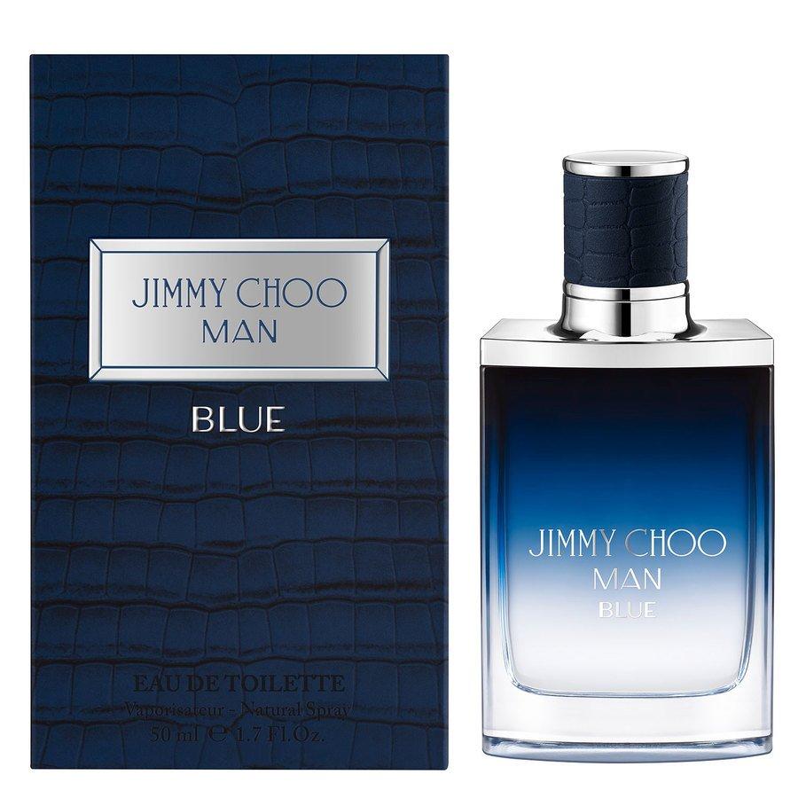 Jimmy Choo Man Blue Eau De Toilette 50ml