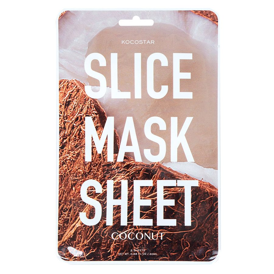 Kocostar Coconut Slice Mask Sheet 20ml