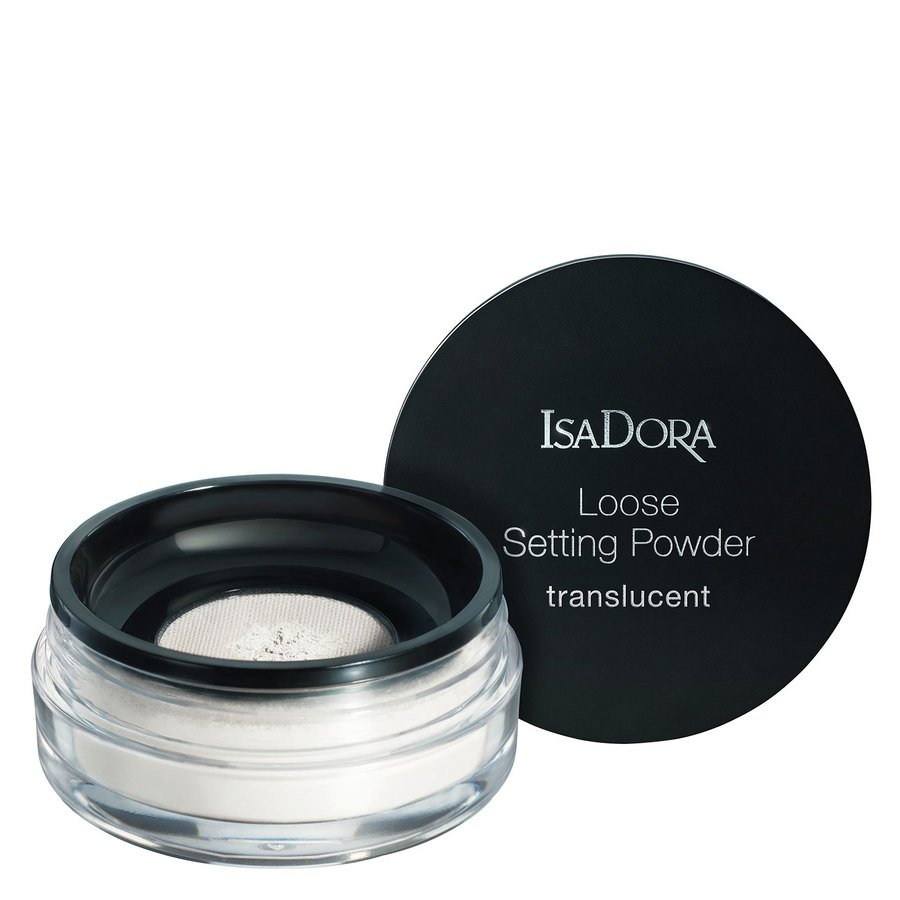IsaDora Loose Setting Powder #00 Translucent 15g