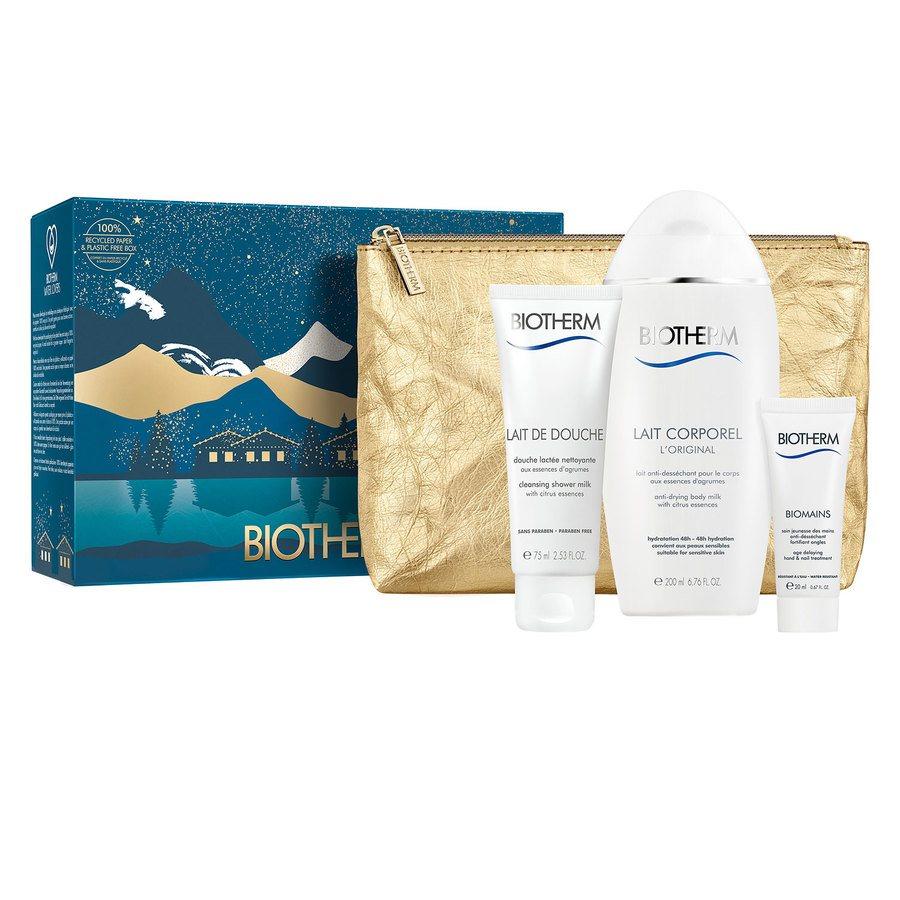 Biotherm Lait Corporel Christmas Set 2020