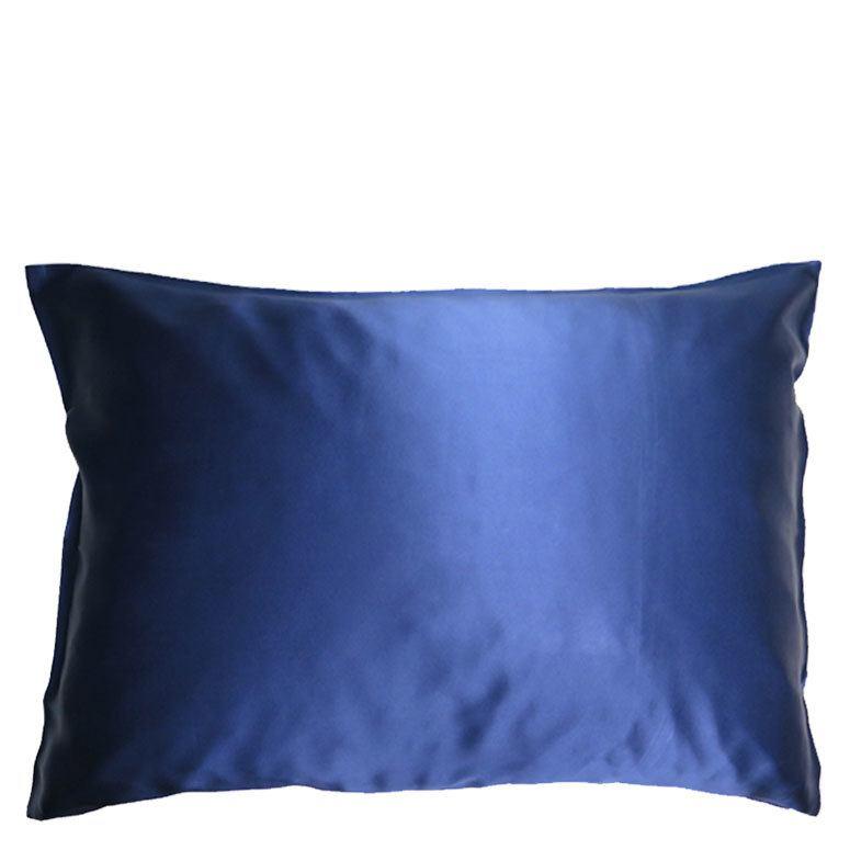 Soft Cloud Mulberry Silk Pillowcase Navy 50x70cm