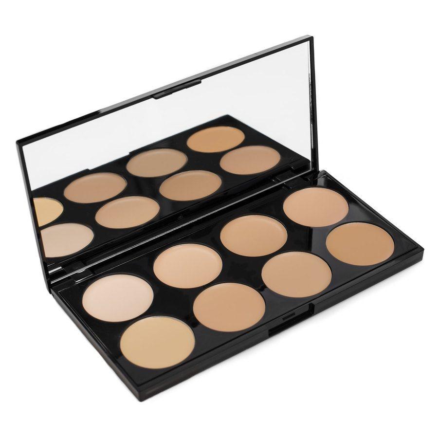 Makeup Revolution Ultra Cover and Concealer Palette Light 10g