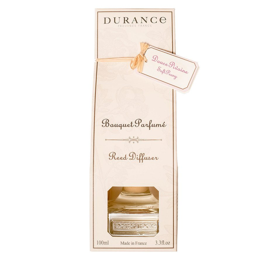 Durance Reed Diffuser Soft Peony 100ml