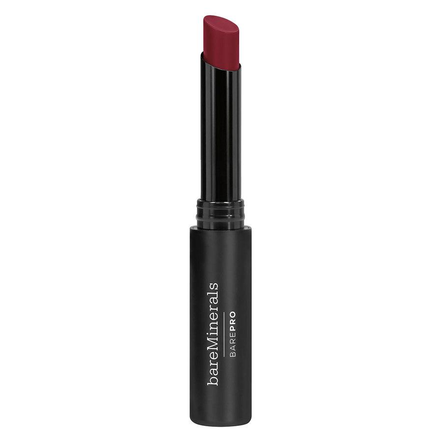 BareMinerals BarePRO Longwear Lipstick Raspberry