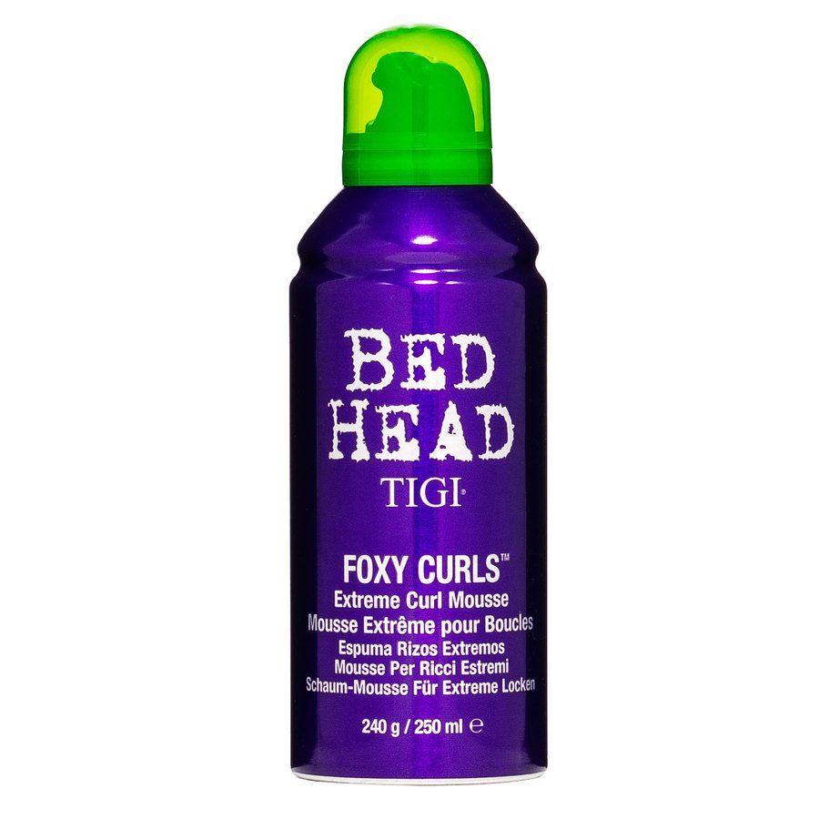 Tigi Bedhead Foxy Curls Extreme Curl Mousse 250ml