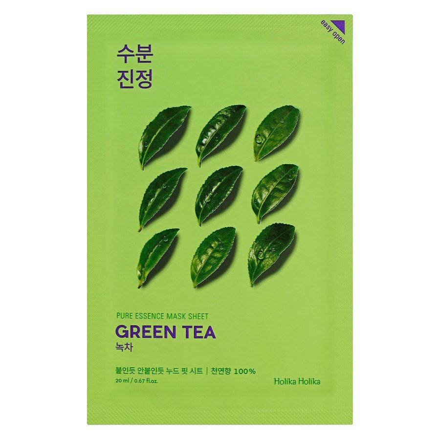Holika Holika Pure Essence Mask Sheet - Green Tea 20ml