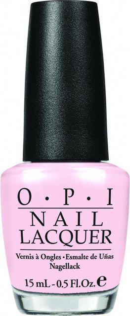 OPI Neglelakk It's A Girl! 15m NLH39