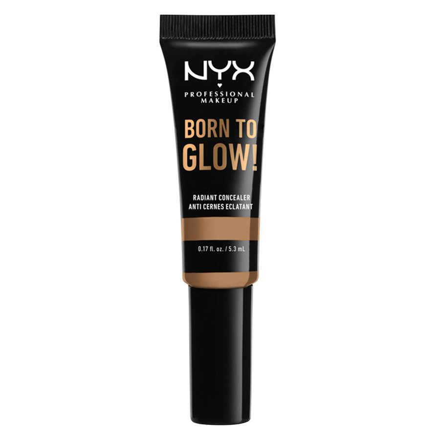 NYX Professional Makeup Born To Glow Radiant Concealer Golden 5,3ml