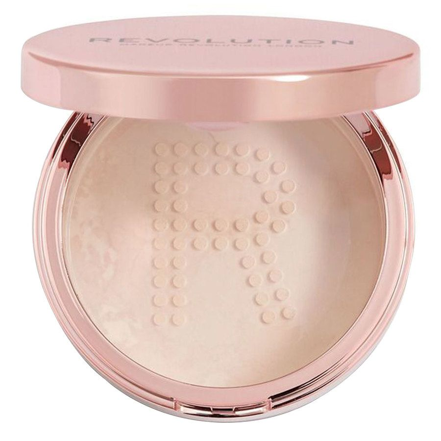 Makeup Revolution Conceal & Fix Setting Powder Light Pink 13g