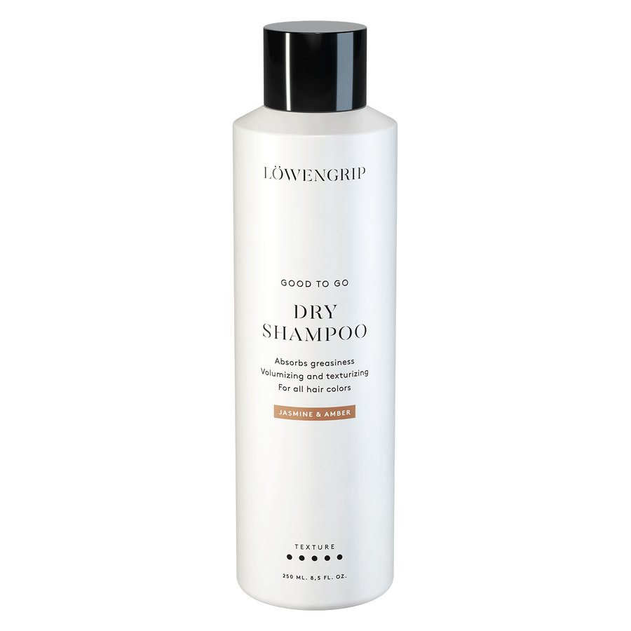 Löwengrip Good To Go Dry Shampoo Jasmine & Amber 250ml
