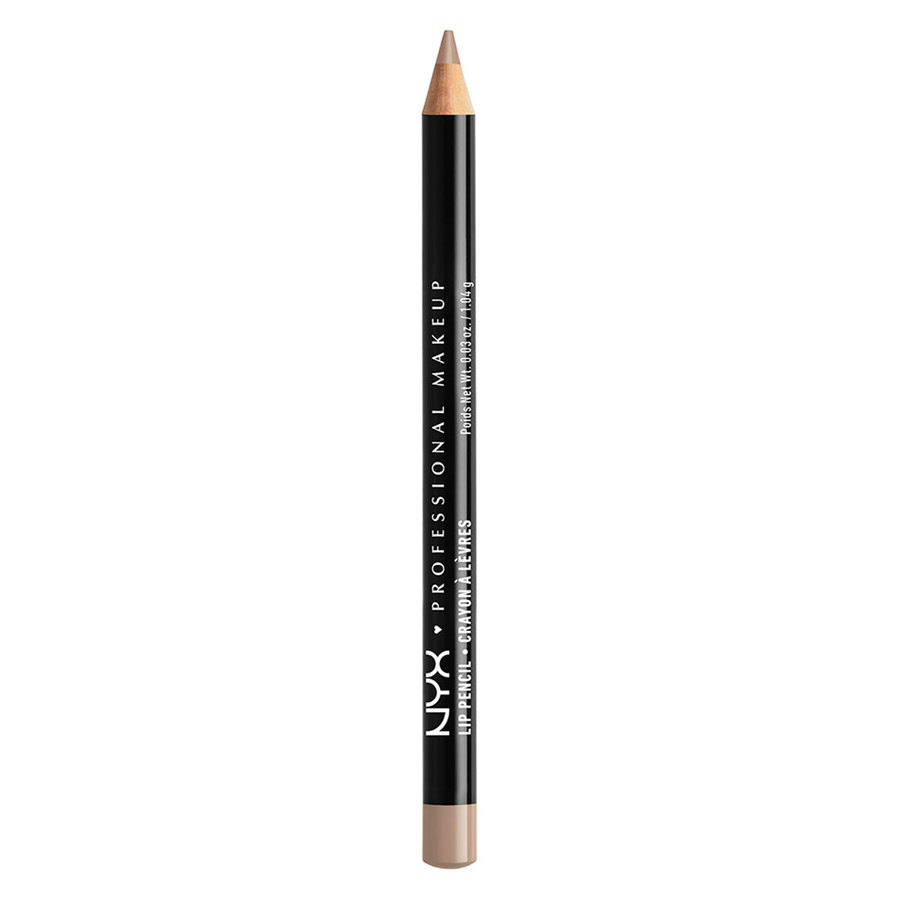 NYX Professional Makeup Slim Lip Pencil Nude Truffle 1g