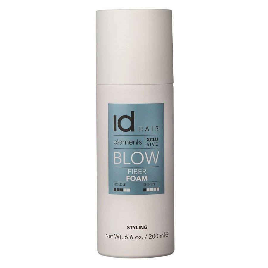 Id Hair Elements Xclusive Fiber Foam 200ml